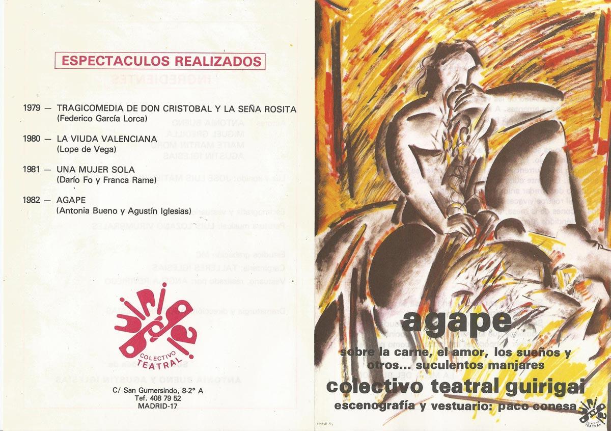 1982-Agape-Guirigai-cartel-01