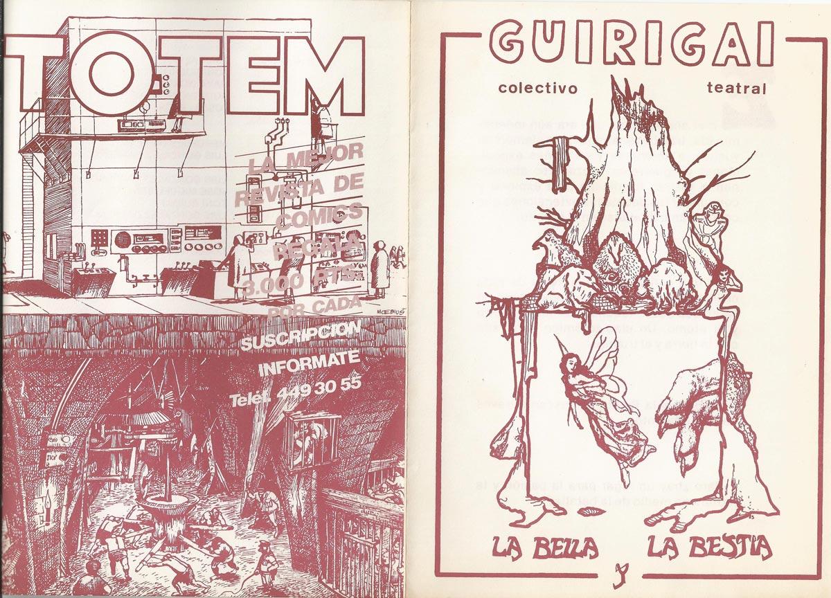 1983-La-bella-y-la-bestia-Guirigai-cartel-01