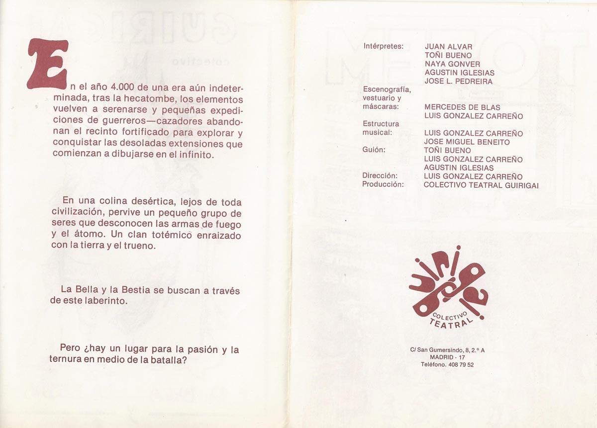 1983-La-bella-y-la-bestia-Guirigai-cartel-02